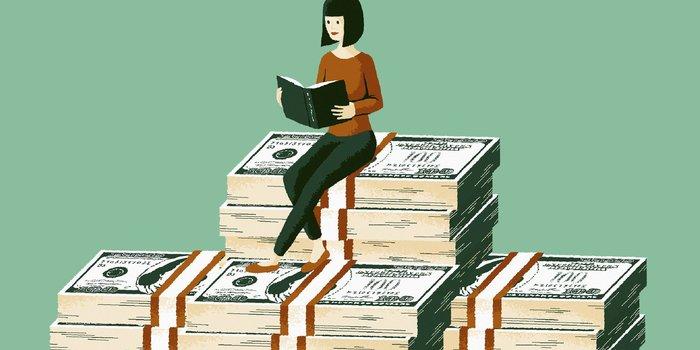۶ درس بزرگ در مورد ثروت